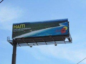 Haiti-Tourisme:HAITI s'affiche sur les routes américaines dans Haiti cherie Haiti-aux-USA-300x225